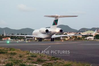 LX-ZAK - Private Bombardier BD-700 Global 5000
