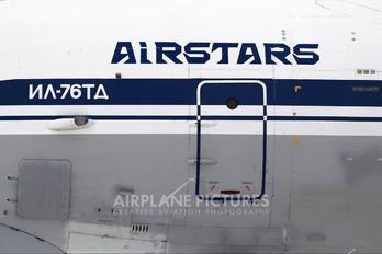 RA-76750 - Airstars Ilyushin Il-76 (all models)