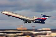 RA-85643 - Aeroflot Tupolev Tu-154M aircraft