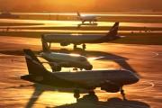 VP-BWK - Aeroflot Airbus A319 aircraft
