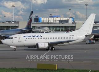 VP-BWY - Aeroflot Don Boeing 737-500