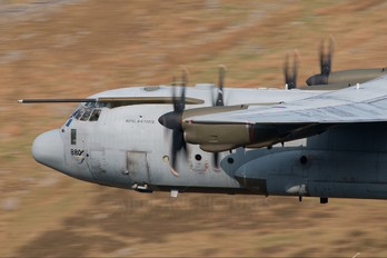 ZH880 - Royal Air Force Lockheed Hercules C.5