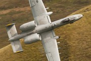 82-0654 - USA - Air Force Fairchild A-10 Thunderbolt II (all models) aircraft