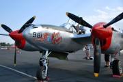 N7723C - Private Lockheed P-38 Lightning aircraft
