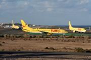 D-AHFV - TUIfly Boeing 737-800 aircraft