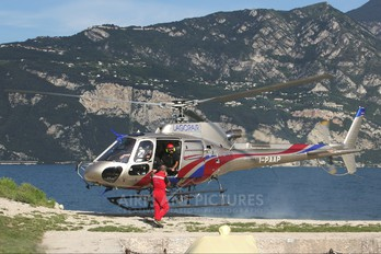 I-PAAP - Private Aerospatiale AS350 Ecureuil / Squirrel