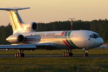 RA-85828 - Dagestan Airlines Tupolev Tu-154M