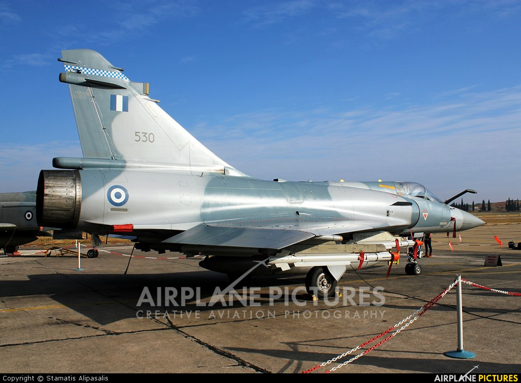 Greece - Hellenic Air Force 530 aircraft at Tanagra
