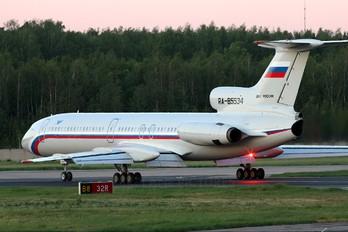 RA-85534 - Russia - Air Force Tupolev Tu-154B