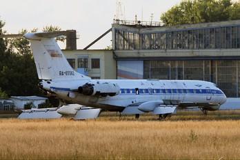 RA-65562 - Aeroflot Tupolev Tu-134