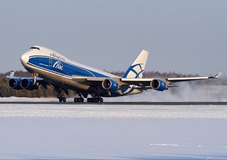 VQ-BFX - Air Bridge Cargo Boeing 747-400F, ERF