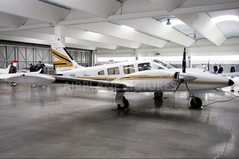 I-MIRK - Private Piper PA-34 Seneca