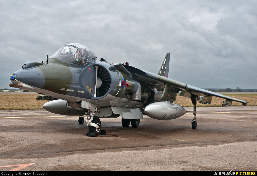 Royal Air Force ZG506 aircraft at Cottesmore