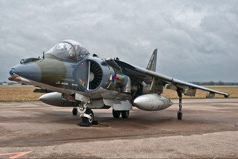 ZG506 - Royal Air Force British Aerospace Harrier GR.9