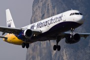 G-MARA - Monarch Airlines Airbus A321 aircraft