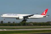 TC-JJI - Turkish Airlines Boeing 777-300ER aircraft