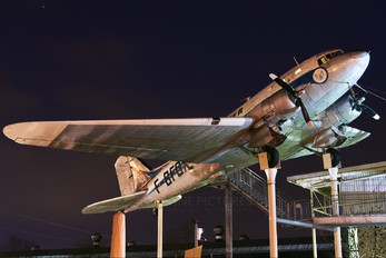 F-BFGX - Air Inter Douglas DC-3