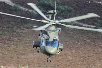G-17-510 - Agusta Westland Agusta Westland AW 101 411 Merlin HC.3