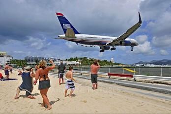 N940UW - US Airways Boeing 757-200