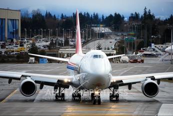 N5573S - Cargolux Boeing 747-8F