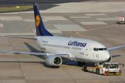 D-ABIA - Lufthansa Boeing 737-500 aircraft