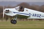 G-ARGZ - Private Druine D.31 Turbulent aircraft