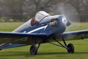 G-ARNZ - The Tiger Club Druine D.31 Turbulent aircraft