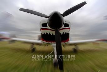 I-9845 - Private SAB Aviation Vulcan C100