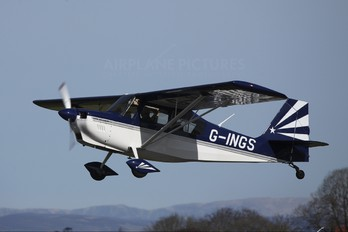G-INGS - Private Bellanca 8KCAB Super Decathlon