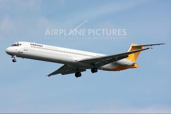 PK-OCS - Airfast Indonesia McDonnell Douglas MD-83