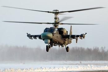 99 - Russia - Air Force Kamov Ka-52 Alligator