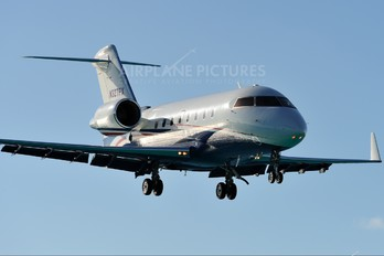 N327FX - Private Canadair CL-600 Challenger 600 series
