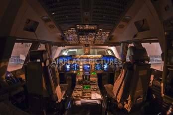 LX-RCV - Cargolux Boeing 747-400F, ERF