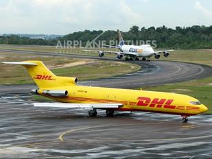 YV-236T - DHL - Vensecar Internacional Boeing 727-200F (Adv)