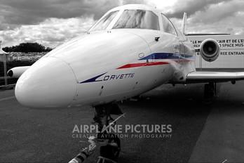 F-GJAP - Airbus Industrie Aerospatiale SN-601 Corvette