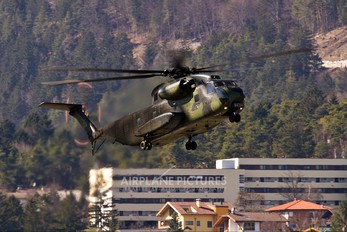 84-34 - Germany - Army Sikorsky CH-53G Sea Stallion
