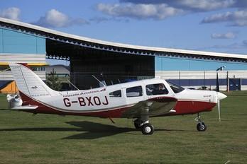 G-BXOJ - Tayside Aviation Piper PA-28 Warrior