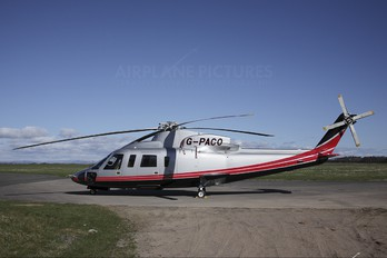 G-PACO - Private Sikorsky S-76