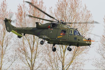 ZZ400 - British Army Agusta Westland AW159 Lynx Wildcat AH.1