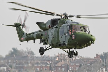 ZG888 - British Army Westland Lynx Mk.9A