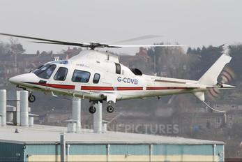 G-CDVB - Agusta Westland Agusta / Agusta-Bell A 109E Power