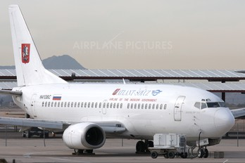 N413BC - Atlant-Soyuz Boeing 737-300