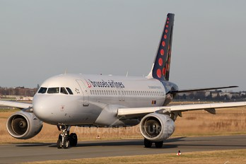 OO-SSU - Brussels Airlines Airbus A319
