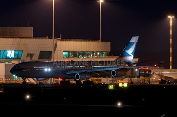 B-HXB - Cathay Pacific Airbus A340-300