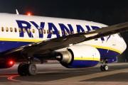 EI-DLZ - Ryanair Boeing 737-800 aircraft