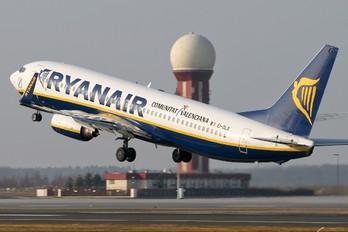 EI-DLS - Ryanair Boeing 737-800