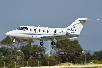N483PA - Private Hawker Beechcraft 400A Beechjet