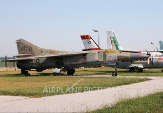 670 - Bulgaria - Air Force Mikoyan-Gurevich MiG-23MF