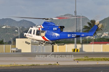 9Y-BCO - Bristow Helicopters Bell 412