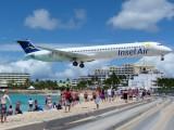 PJ-MDC - Insel Air McDonnell Douglas MD-82 aircraft
